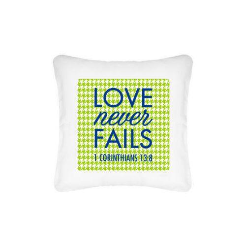 bible verse pillows custom pillows