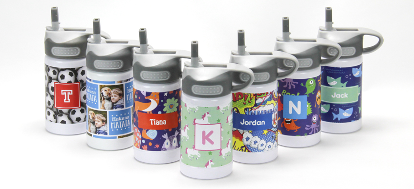 personalized insulated steel sports