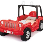 Little Tikes Jeep Wrangler bed Review