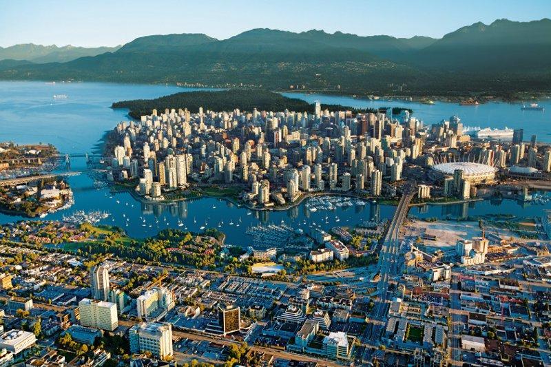 Vancouver City Break