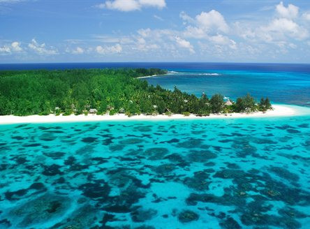 Discover an Awesome Tropical Island