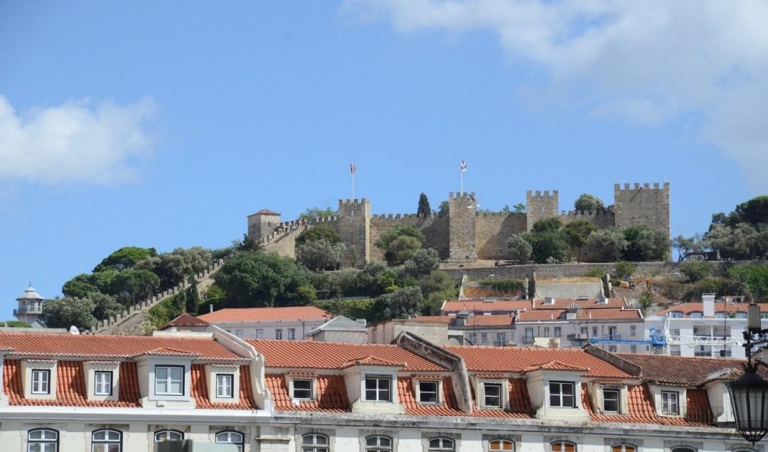 The Sao Jorge Castle