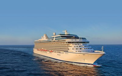 Oceania Cruises – Onboard Marina Cruise Ship