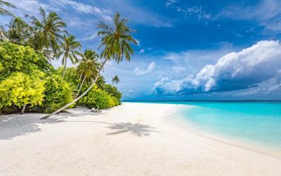 Staying at Siyam World, Maldives