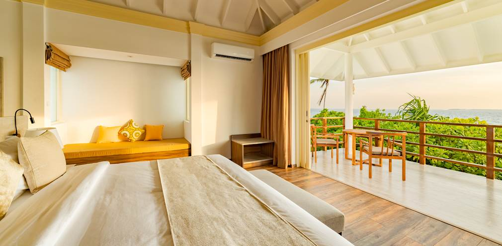 Beach Suite at Siyam World Resort Maldives