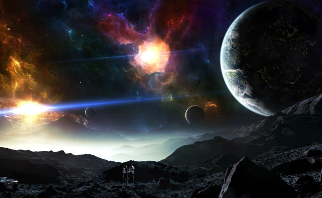 Space Fantasy Wallpaper Set 68 Awesome Wallpapers