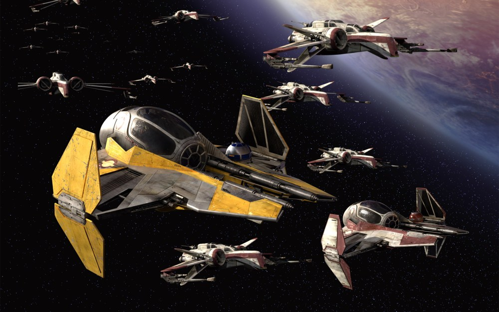 Star Wars Wallpaper Set 1 (3/6)
