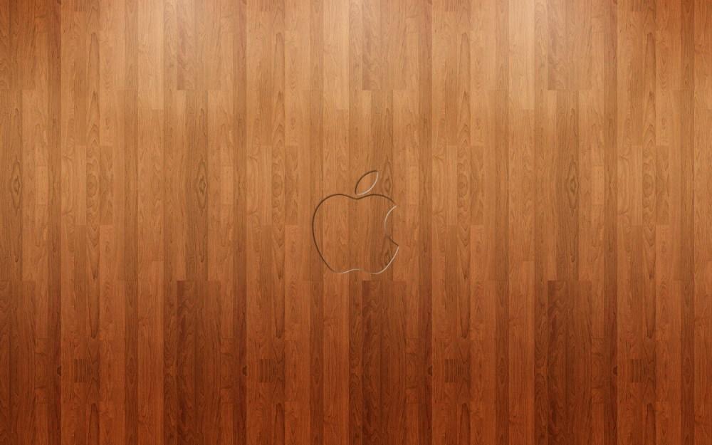 Mac Wallpapers Set 2 (Mac Wood Mega Pack 1) (3/6)