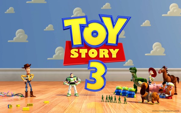 Toy Story 3 Awesome Wallpapers