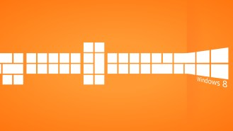 Orange 2560x1440