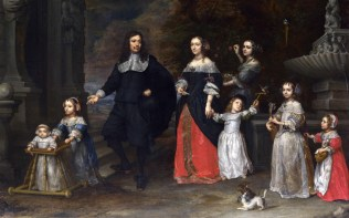 Full title: A Family Group Artist: Gonzales Coques Date made: about 1664 Source: http://www.nationalgalleryimages.co.uk/ Contact: picture.library@nationalgallery.co.uk Copyright (C) The National Gallery, London