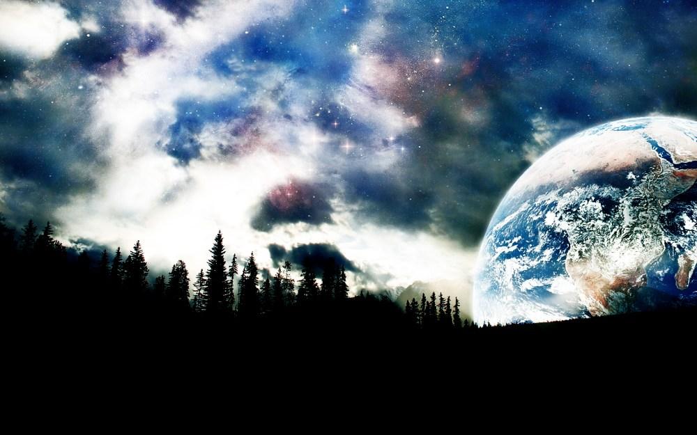 Space/Fantasy Wallpaper Set 13 (1/6)
