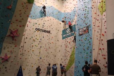 Social climbing