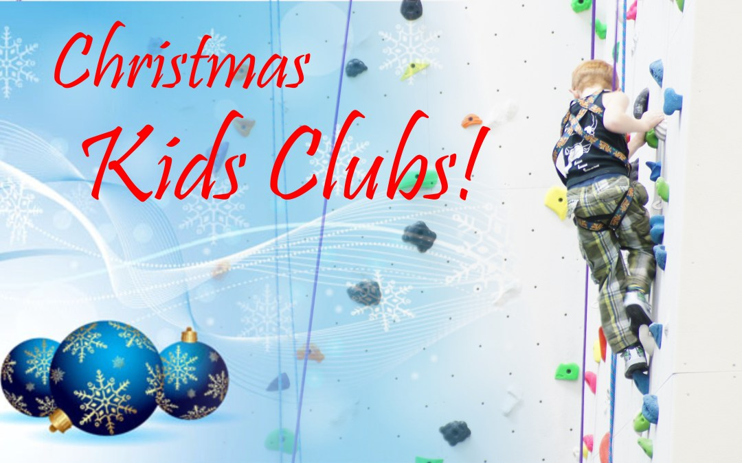 Awesome Christmas Kids Clubs