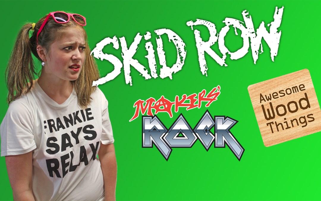 Skid Row – Album Art Collab & Giveaways