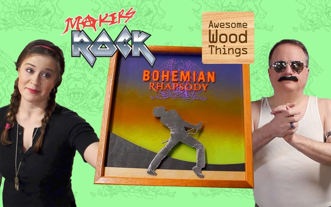 Bohemian Rhapsody Album Art #MakersRock