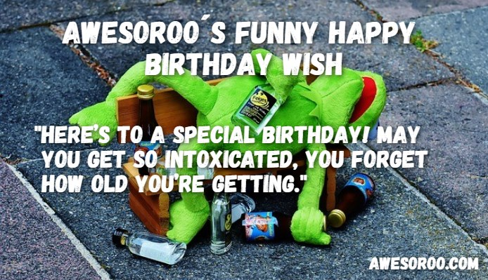 269 MOST Funny & Hilarious Birthday Wishes Quotes