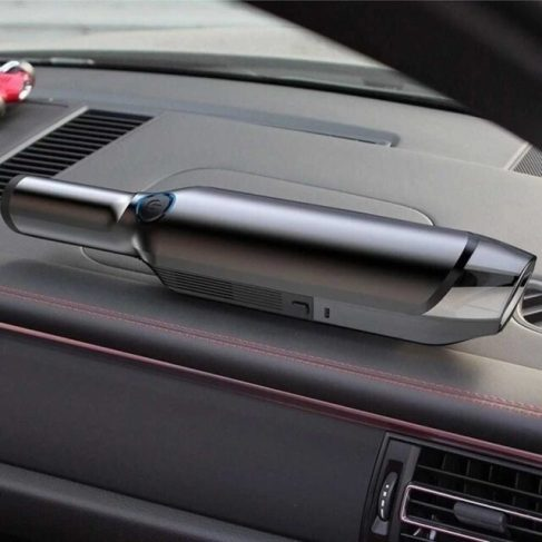 Compact Car Vacuum Cleaner