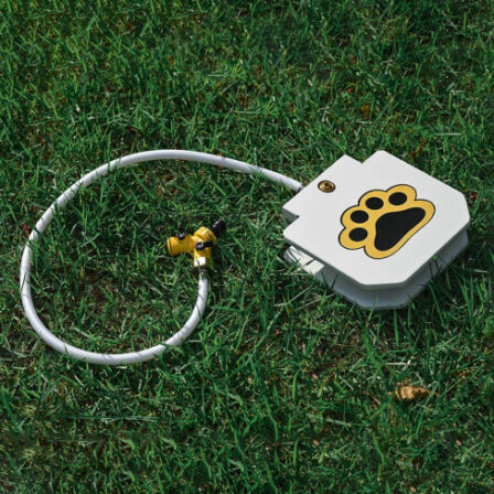 Outdoor Automatic Dog Water Fountain 9