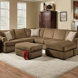 3050 Jesse Cocoa Sectional  AWFCO Catalog Site