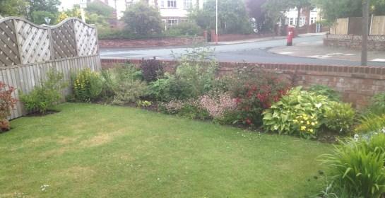 front-garden-facing-east