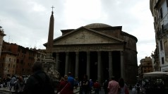 Pantheon - one of my favorite buildings in the city!