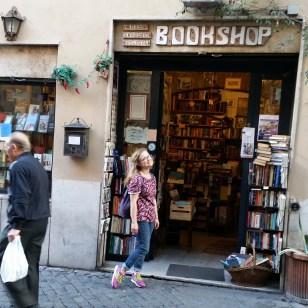 Day 2 - bookstore!