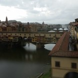 Day 4 - view from Uffizi