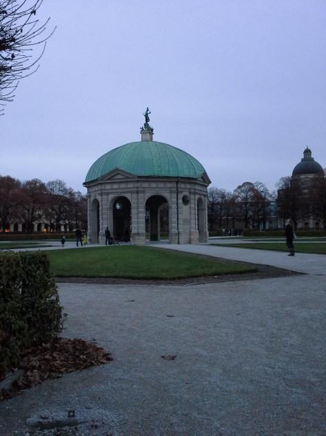 Gardens at Residenz