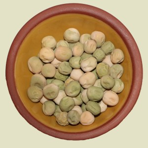 Peas-Certified Organic