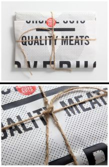 Type and Pattern Packaging