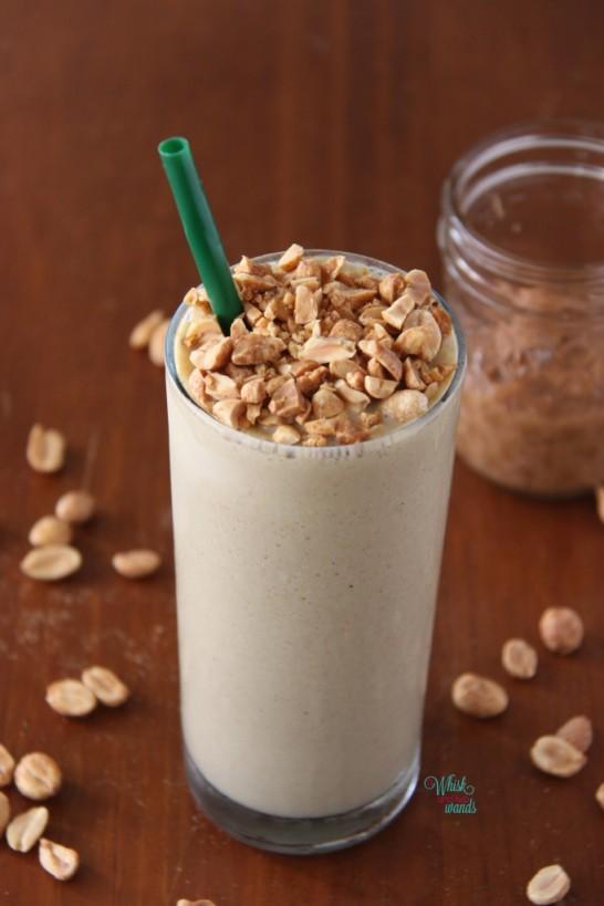 Salted Nut Roll Shake