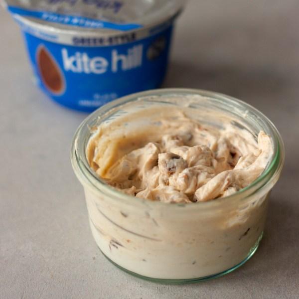 """Dairy Free (vegan) Sun-dried Tomato """"Yogurt"""" Cream Cheese"""