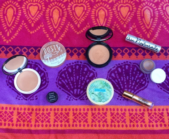 Bronzers|Non Toxic Bronzer|All Natural Bronzer|Green Beauty|Green Beauty Bronzer