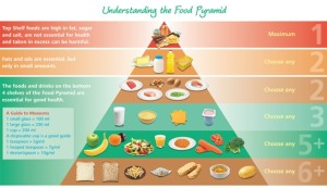 Ireland's Safefood Pyramid