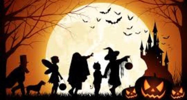 Halloween Themed Menu