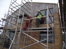 More cladding