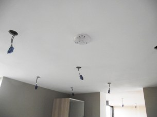 Connectors for the downlighters