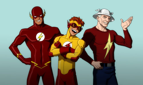 Wally West For DC's New 52! (4/6)