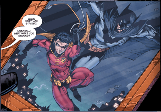 Tim Drake Was Never Robin?  And More Reasons Why Scott Lobdell Angers Me. (2/6)