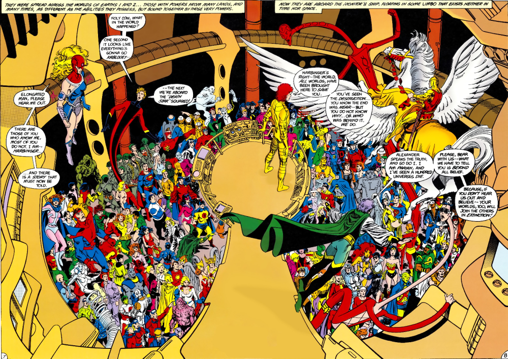 Why The New 52 Reboot Is Different Than All The Rest. (3/4)