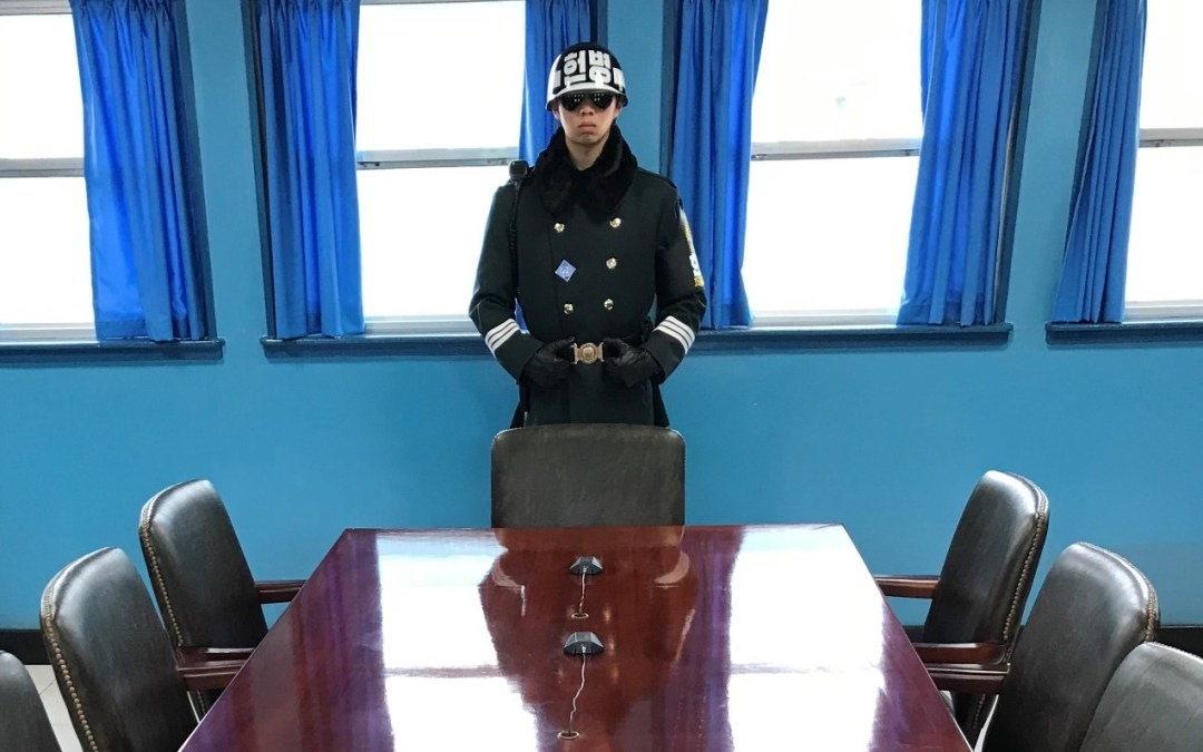 Peace and propaganda in the DMZ