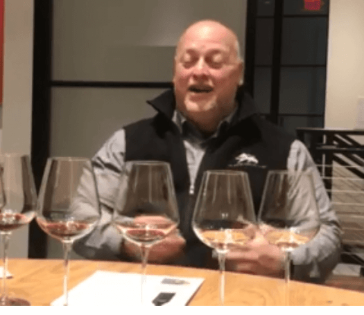 Wine Tasting at Hess Collection Winery