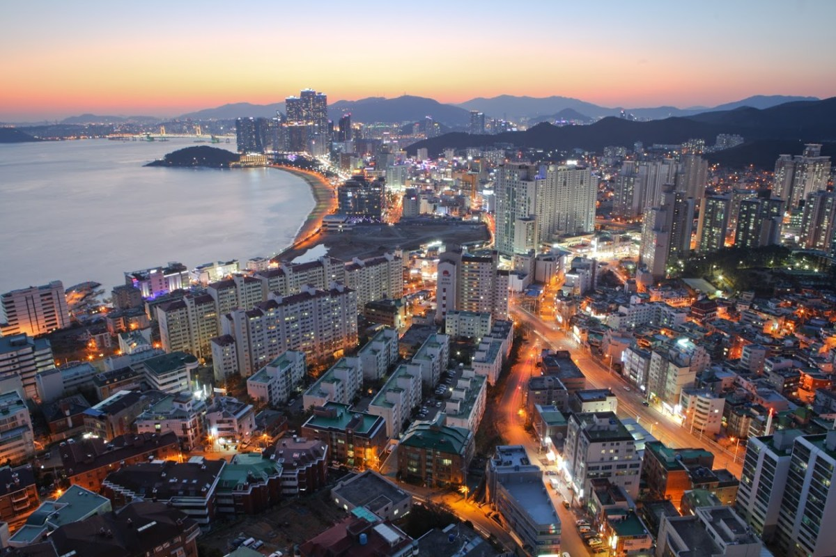 Busan, South Korea is Lonely Planet's Best Place to Visit in Asia for 2018