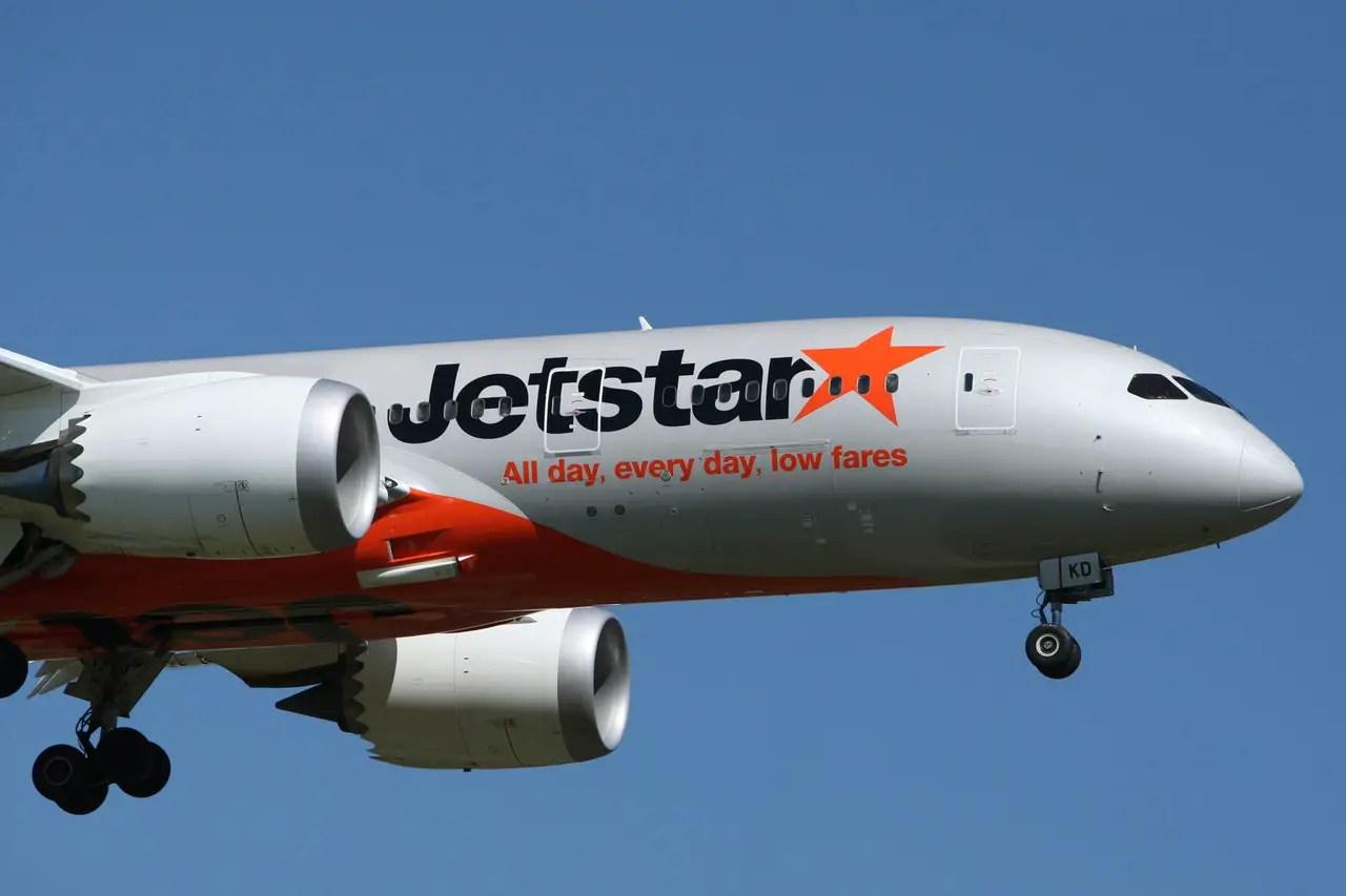 How's the Jetstar Flight Experience