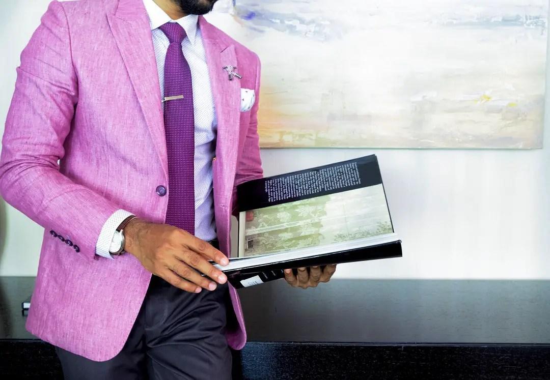 Top 4 Office Dressing Tips for Men