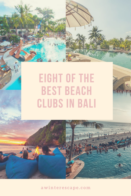 Eight Of The Best Beach Clubs In Bali #bali #indonesia #travel #travelblog