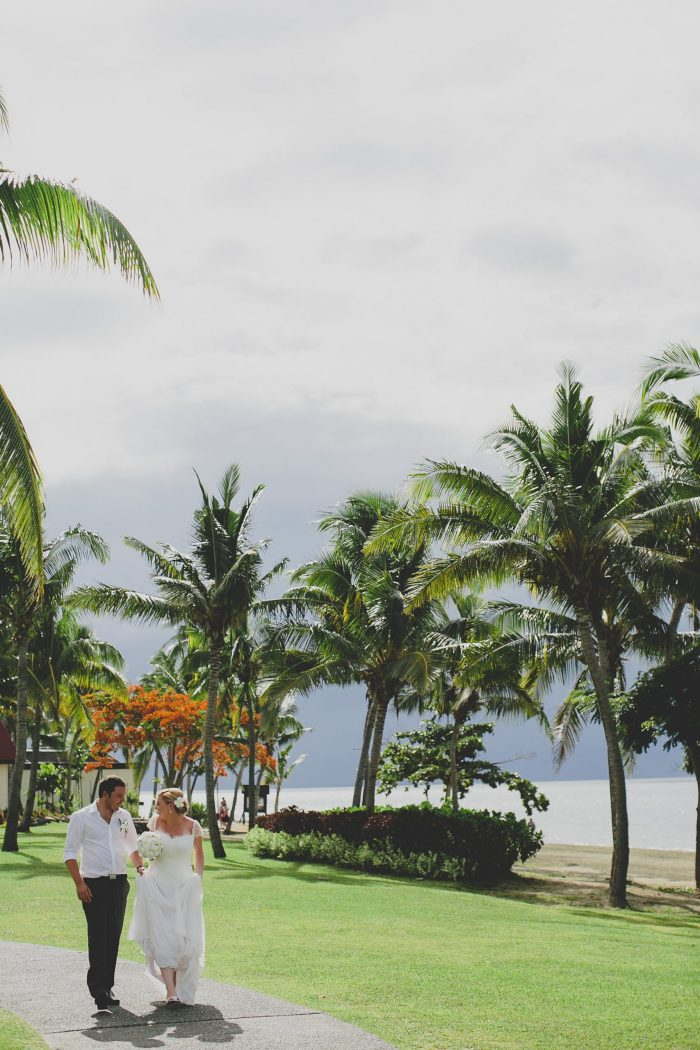 Here's The Deets: Our Wedding In Fiji