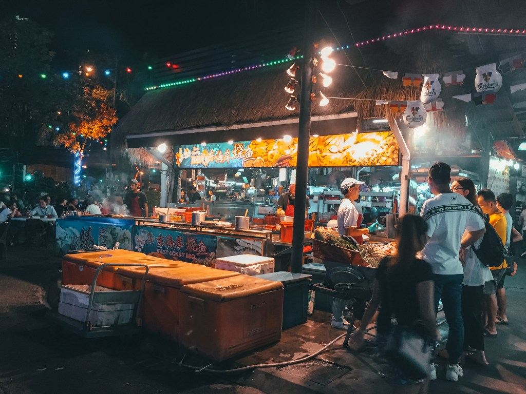 East Coast BBQ   Sungai Pinang Food Court   Where To Eat In Penang, Malaysia   The Best Foods To Try In Penang, Malaysia #foodietravel #food #travel #travelblog #asia #southeastasia #malaysia #penang
