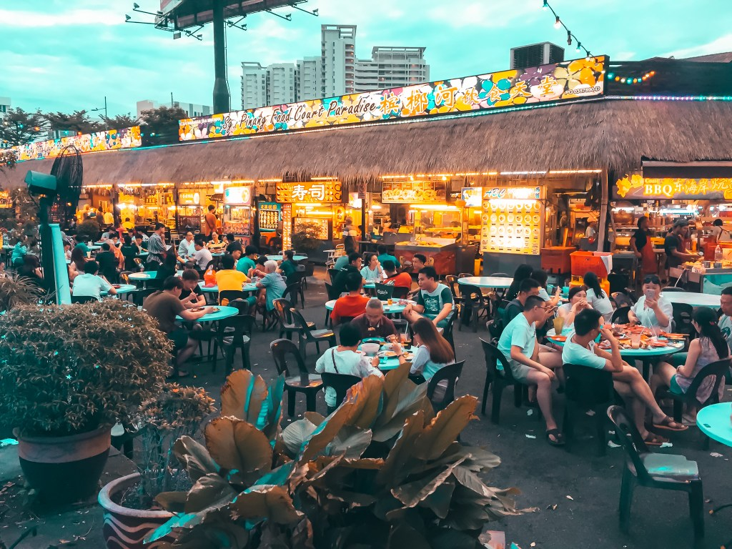Sungai Pinang Food Court | Where To Eat In Penang, Malaysia | The Best Foods To Try In Penang, Malaysia #foodietravel #food #travel #travelblog #asia #southeastasia #malaysia #penang
